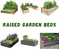 Elevated And Raised Garden Beds Upper Living