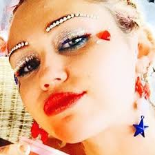 miley cyrus makeup smudge saubhaya makeup