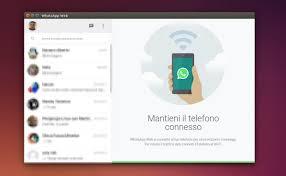 Unofficial WhatsApp per Linux, Windows e Mac - Linux Freedom