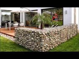 Stone Walls Rock Fence Design Youtube