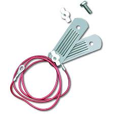 Polytape Connector Clamp Electric Fence Accessories Zareba