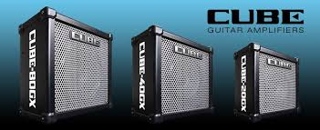 CUBE-GX Guitar Amps with iOS Connectivity - Roland U.S. Blog