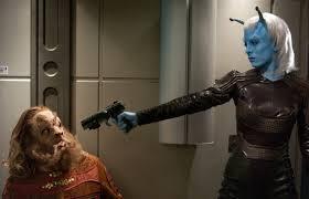"Aaron Harberts: ""Definitely"" Andorians & Tellarites in Season 2 of  ST:Discovery"