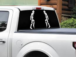 Product Star Wars Dancing Stormtrooper Funny Rear Window Decal Sticker Pick Up Truck Suv Car Any Size