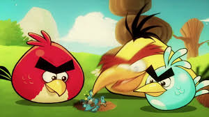 Angry Birds & the Mighty Eagle - YouTube
