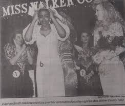 February 1993: First African American Miss Walker County crowned ...