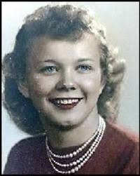 Caroljean Pearl Johnson 2018, death notice, Obituaries, Necrology