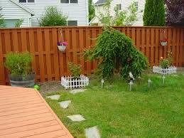 Enthralling Fence Painting Ideas Of Backyard Paint Colors Stain Design Idea Acnn Decor