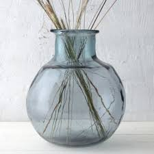 terrarium glass recycled glass vase