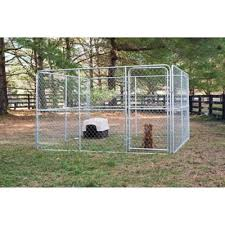Stephens Pipe Steel Dog Kennel 10 Ft W X 10 Ft L X 6 Ft H At Tractor Supply Co