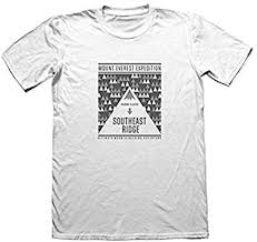 Amazon Com Decal Flags Usa Mount Everest Design On Cotton T Shirt Men S Holiday Travel Top Sticker Sticker Graphic For Cars Windows Trucks Bumpers Etc Automotive