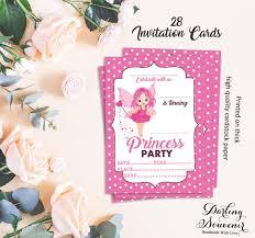 Darling Souvenir Tarjeta De Cumpleanos Invitacion Rosada De