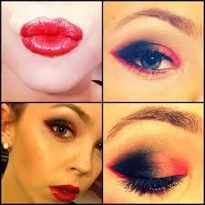 my devil halloween makeup sarah m s