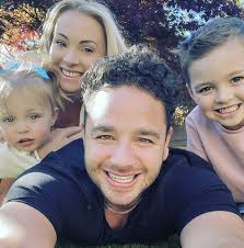 Emmerdale's Adam Thomas surprises wife Caroline with incredible ...