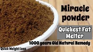 miracle powder for quick weight loss