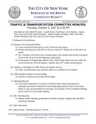 TrafficCommittee Minutes Pages 1 - 1 - Text Version | FlipHTML5