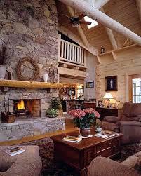 42 stunning log homes mansions