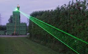 Laser Fence Aims To Protect Crops From Rats And Other Pests Laser Focus World