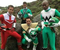 Jason Faunt Fan Site (Wesley Collins),... - Power Rangers Forever | Facebook