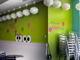 Printed Vinyl Wall And Window Decals Seismic Signs