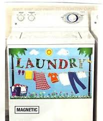 Laundry Room Decorative Washer Dryer Magnetic Decal By Decorative Magnets Http Www Amazon Com Dp B007qwduha R Washer Laundry Laundry Room Laundry Room Decor