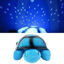 Led Turtle Night Light Star Sky Projector Lamp With Music For Baby Kids Bedroom Ebay