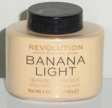 makeup revolution loose baking powder