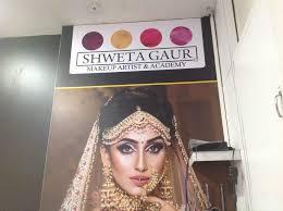 shweta gaur makeup artist salons and