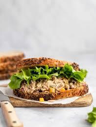 My Favorite Healthy Tuna Salad ...
