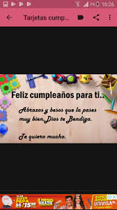 Tarjetas Para Cumpleanos For Android Apk Download