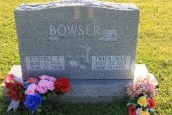 Twila Mae Kuhn Bowser (1928-1995) - Find A Grave Memorial