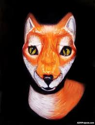 fox makeup tutorial