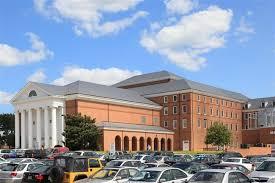 University of Maryland, Tawes Hall uses Majestic Slate roofing tiles |  Slate roof tiles, House styles, University of maryland