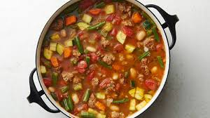 y italian sausage and vegetable
