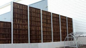 Acoustic Fencing Acoustic Barriers Procter Contracts