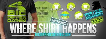 Big Dipper Clothing Company