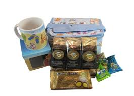 hawaiian coffee and macadamia nut gift