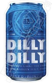 Dilly Dilly Beer Decal Sticker Decalmonster Com
