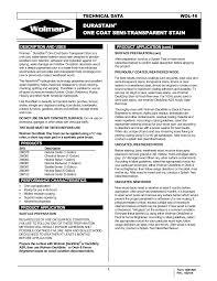 Https Www Rustoleum Com Media Digitalencyclopedia Documents Rustoleumusa Tds English Cbg Wolman Wol 16 Durastain One Coat Semi Transparent Stain Tds Ashx