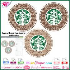 Lllᐅinspired Gucci Lv Coach Starbucks Svg Cricut Silhouette