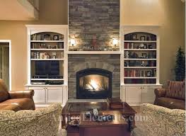 fireplace cabinet ideas nyjets co