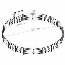 China Goat Fence Panel Factory And Manufacturers Yeson