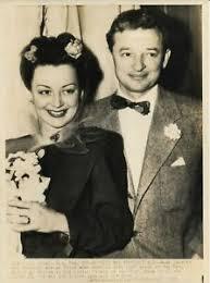 Orig. 1945 actriz Anne Shirley casados Adrian Scott, productor de ...