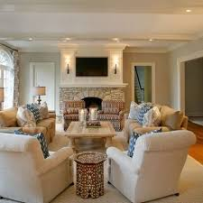 tv over fireplace design ideas