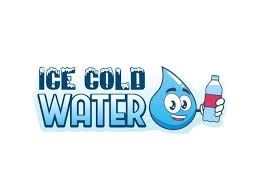 Ice Cold Water 16 Concession Decal Sign Cart Trailer Stand Sticker Equipment Newegg Com