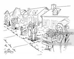 Picket Fence Cartoons And Comics Funny Pictures From Cartoonstock