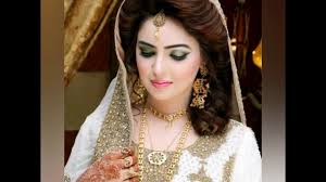 wedding makeup and hairstyle 2019