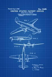 1939 lockheed airplane patent vine