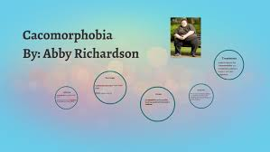 Cacomorphobia by abby richardson