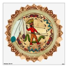 Cherokee Wall Decals Stickers Zazzle
